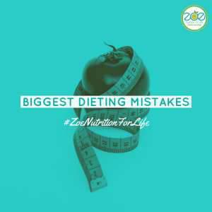 6 biggest dieting mistakes we make while trying to lose weight