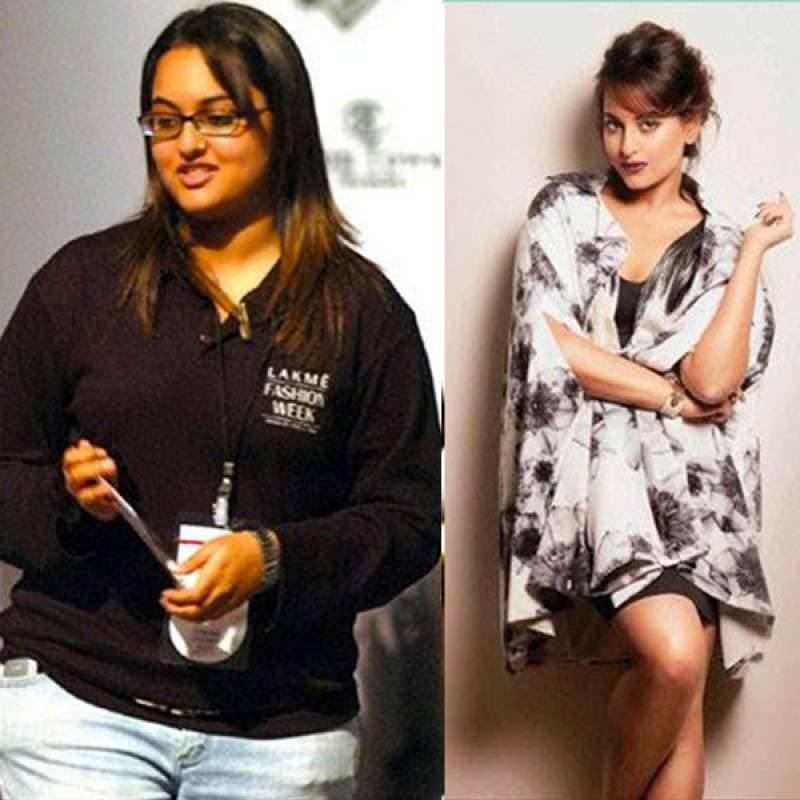 HOW SONAKSHI SINHA LOST 30 KGS