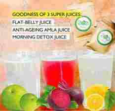 Healthy And Nutritious Juices - 3-In-1 Juice Pack