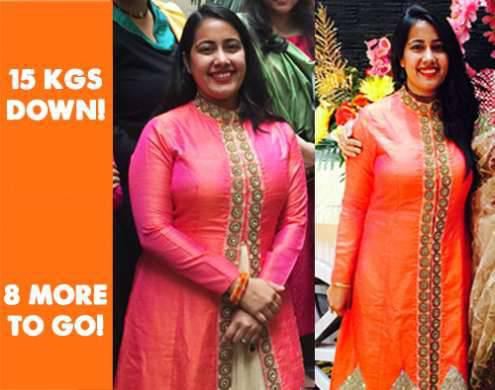 Taniya Lost 15 Kilos by detoxing once a week. Start your transformation today